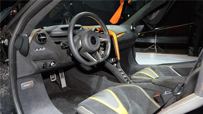 Sieu xe McLaren 720S chinh thuc ra mat hinh anh 9