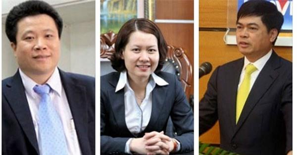 Hà Văn Thắm, đại án OceanBank, nữ tướng ngân hàng