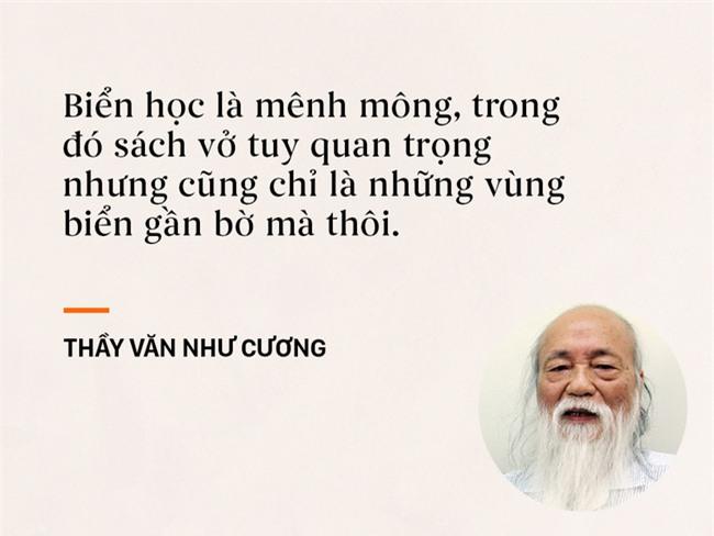 Những câu nói chạm đến trái tim mọi thế hệ học trò của thầy Văn Như Cương - Ảnh 4.