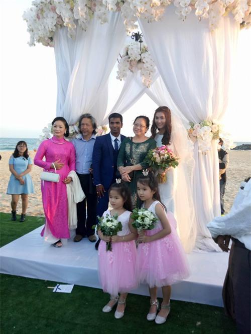 """Diễn viên """"Cổng mặt trời"""" Nguyệt Ánh và chồng Ấn Độ làm đám cưới lãng mạn trên biển - Ảnh 5."""