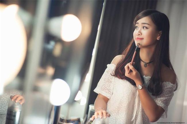 Nữ MC thể thao chinh phục Tóc Tiên: Mê Công Vinh và không ngại làm bạn gái cầu thủ - Ảnh 2.