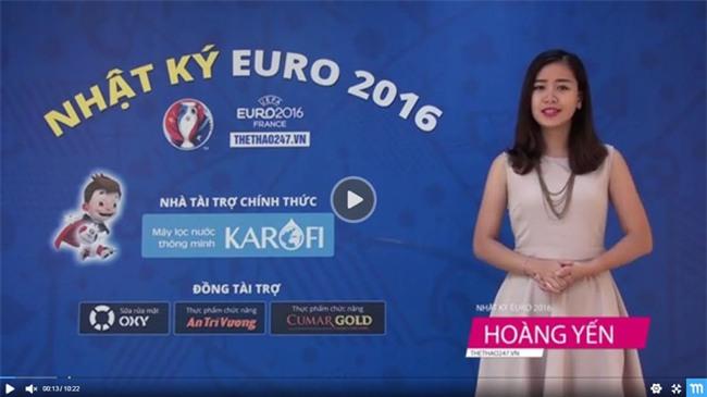 Nữ MC thể thao chinh phục Tóc Tiên: Mê Công Vinh và không ngại làm bạn gái cầu thủ - Ảnh 3.