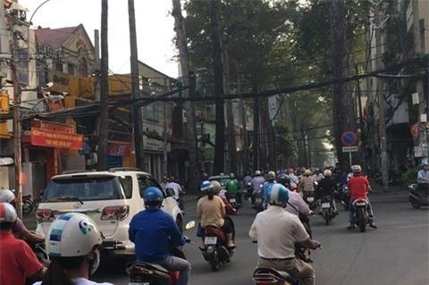 Giang hồ, Sài Gòn, Lệ Hải, 1975, tội phạm