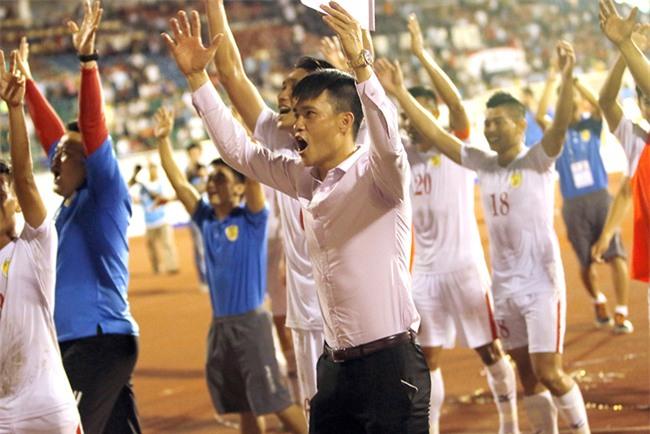 Công Vinh lại thưởng vượt khung khi TPHCM xuất sắc cầm chân Đà Nẵng - Ảnh 2.