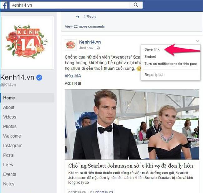 Dán mắt vào Facebook cả ngày mà không biết 9 mẹo này thì tiếc lắm - Ảnh 3.