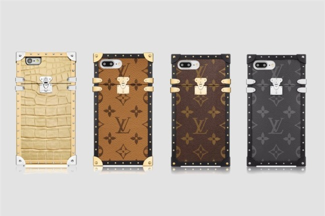 vỏ iPhone 7, da cá sấu, Louis Vuitton,