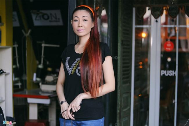 Cháu gái Thái Châu: Anh Hoài Linh yêu từ khi tôi 14 tuổi - Ảnh 3.