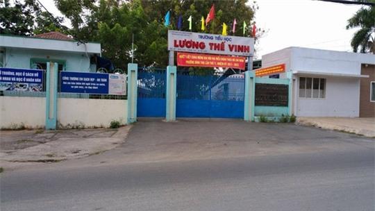 Ngôi trường nơi phụ huynh tố cáo con gái lớp 1 bị kẻ đồi bại xâm hại vùng kín (ảnh: Đặng Trinh)