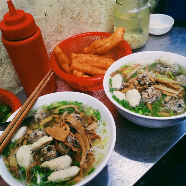 6 quán ăn bình dân mà ngon miễn bàn ở khu phố Hàng Nón - Hàng Lược - Ảnh 9.
