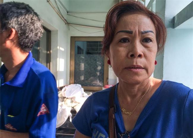 Mẹ tài xế GrabBike bị xe ôm đâm gục ở Sài Gòn: Nhìn con máu me đầy người, lòng tôi đau như dao cắt - Ảnh 3.