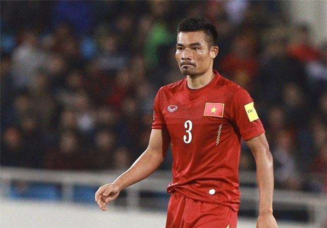 Đình Luật quyết định chia tay đội tuyển quốc gia ở tuổi 33.