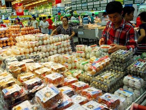 Vì sao Việt Nam phải nhập muối, trứng? - 1