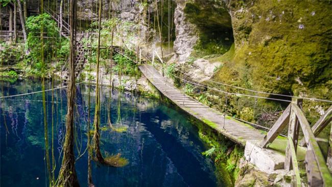 16 hang động sở hữu vẻ đẹp hùng vĩ và lộng lẫy đến khó tin của thế giới - Ảnh 10.