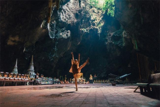 16 hang động sở hữu vẻ đẹp hùng vĩ và lộng lẫy đến khó tin của thế giới - Ảnh 8.