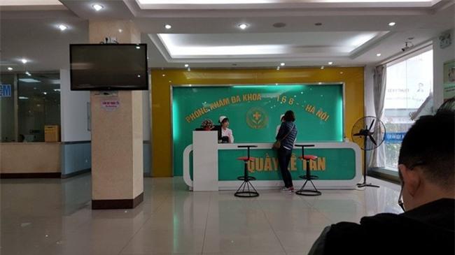 San phu hon me tai Phong kham Da khoa 168 da qua doi hinh anh 1