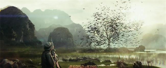 13 chi tiết vô lý đến nực cười trong bom tấn Kong: Skull Island - Ảnh 4.