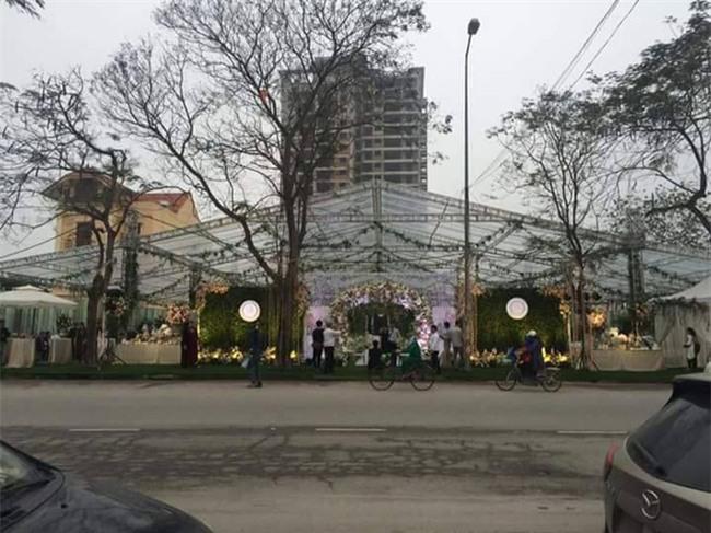 Cận cảnh đám cưới xa hoa bậc nhất Hải Phòng khiến dân mạng trầm trồ - Ảnh 9.