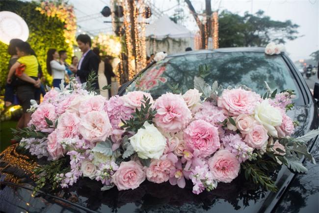 Thực hư về đám cưới đất Cảng được đồn đoán là chi phí khủng khiến nhiều người choáng váng - Ảnh 13.