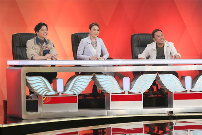 Trịnh Thăng Bình tranh cãi về chuyên môn với Mỹ Tâm trên ghế nóng - Ảnh 2.