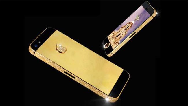 Ngã ngửa với bốn chiếc điện thoại có giá triệu USD - Ảnh 1.