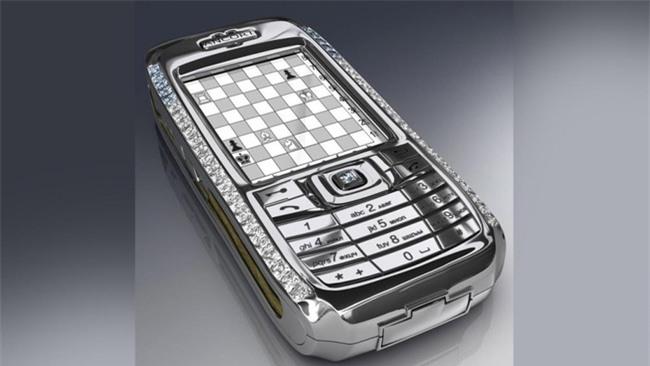 Ngã ngửa với bốn chiếc điện thoại có giá triệu USD - Ảnh 2.