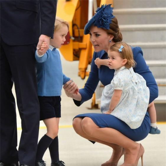 Bận trăm công nghìn việc nhưng cách dạy con của Kate Middleton vẫn khiến triệu người ngả mũ - Ảnh 8.