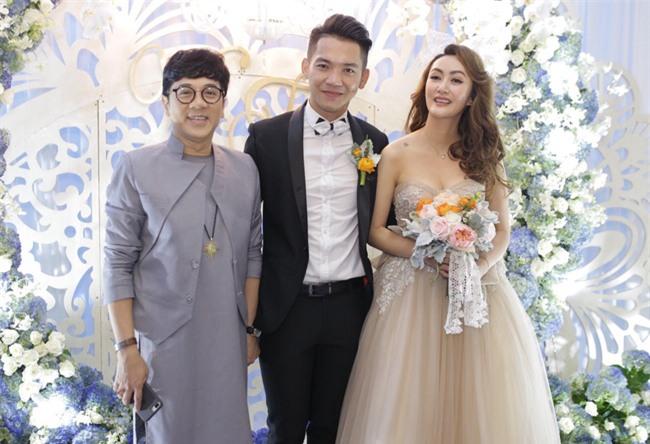 Dàn sao Việt nô nức đến dự đám cưới Mai Quốc Việt - Ảnh 2.