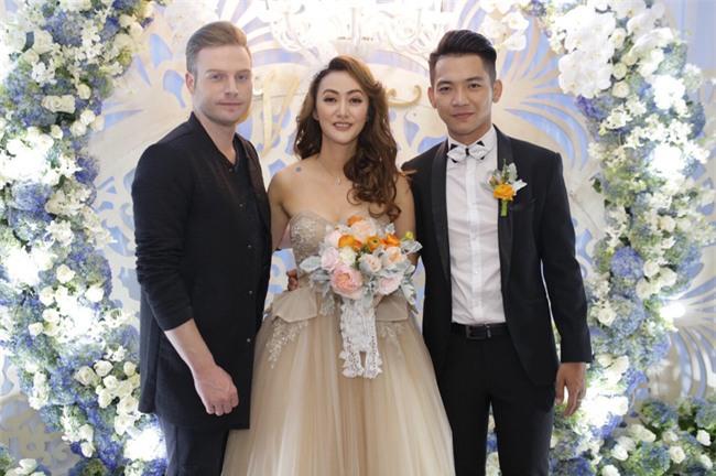 Dàn sao Việt nô nức đến dự đám cưới Mai Quốc Việt - Ảnh 3.