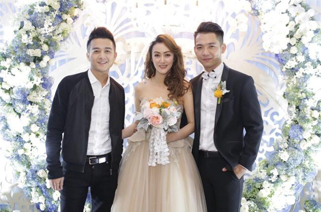 Dàn sao Việt nô nức đến dự đám cưới Mai Quốc Việt - Ảnh 5.