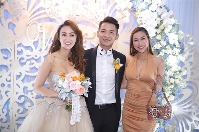 Dàn sao Việt nô nức đến dự đám cưới Mai Quốc Việt - Ảnh 6.