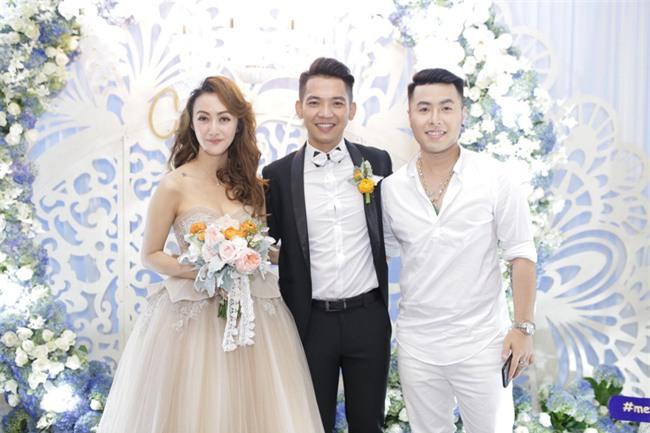 Dàn sao Việt nô nức đến dự đám cưới Mai Quốc Việt - Ảnh 7.