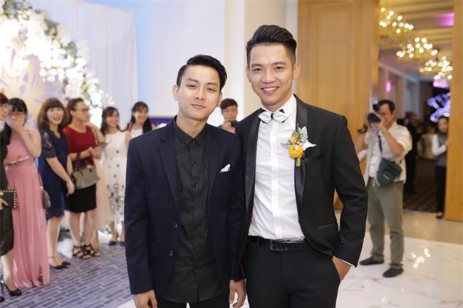 Dàn sao Việt nô nức đến dự đám cưới Mai Quốc Việt - Ảnh 8.