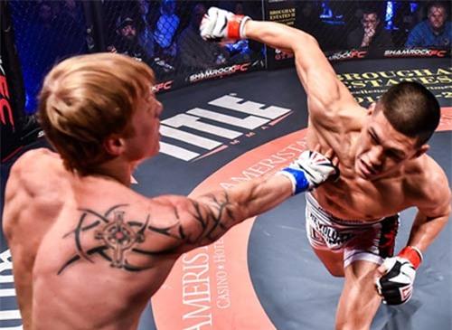 Vang dội: Cao thủ MMA gốc Việt đánh đâu thắng đó - 1