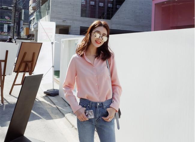 Điểm qua một vài cách diện đồ hay ho với cặp đôi kinh điển: quần jeans và sơmi - Ảnh 11.
