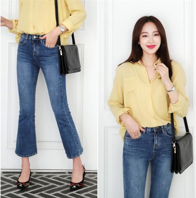 Điểm qua một vài cách diện đồ hay ho với cặp đôi kinh điển: quần jeans và sơmi - Ảnh 7.