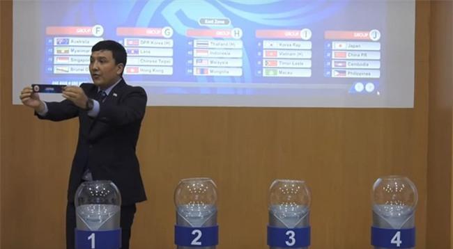 U23 Viet Nam chung bang voi Han Quoc, Macau va Timor Leste hinh anh