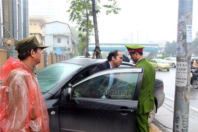 vỉa hè, Hà Nội, quận 1, Chủ tịch Hà Nội, Nguyễn Đức Chung