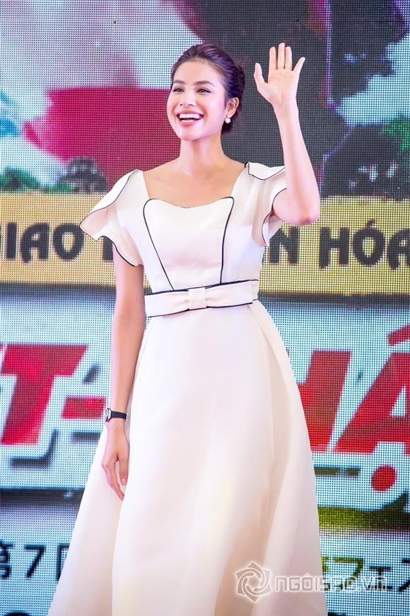 Hoa hậu phạm hương,hoa hậu hoàn vũ việt nam 2015,phạm hương như công chúa