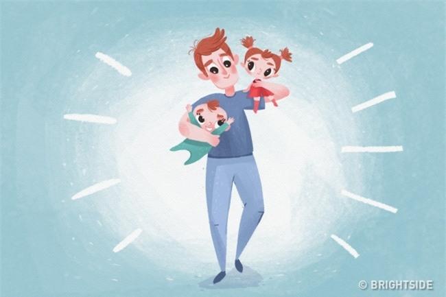Ông bố 2 con tiết lộ bí kíp dạy con ngoan ai cũng có thể áp dụng - Ảnh 10.