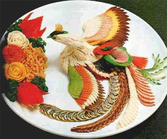 Những món ăn Nhật Bản đẹp mê ly, chẳng ai nỡ động đũa - 1