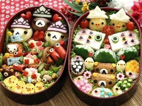 Những món ăn Nhật Bản đẹp mê ly, chẳng ai nỡ động đũa - 13