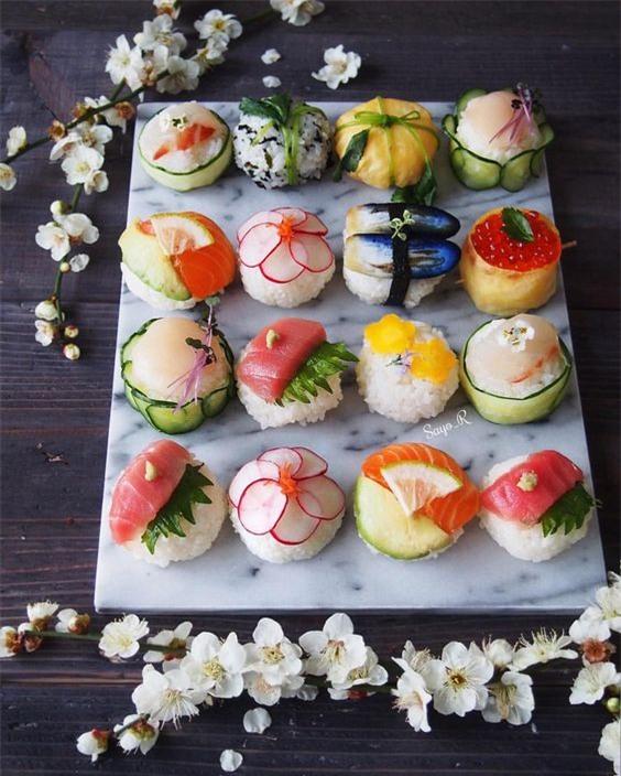 Những món ăn Nhật Bản đẹp mê ly, chẳng ai nỡ động đũa - 4