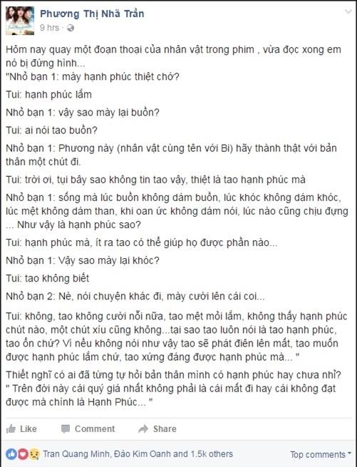 Nhã Phương, diễn viên Nhã Phương, Trường Giang, Nhã Phương Trường Giang, sao Việt