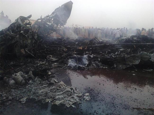 Tất cả 49 người đều sống sót thần kỳ trong tai nạn máy bay ở Nam Sudan - Ảnh 5.