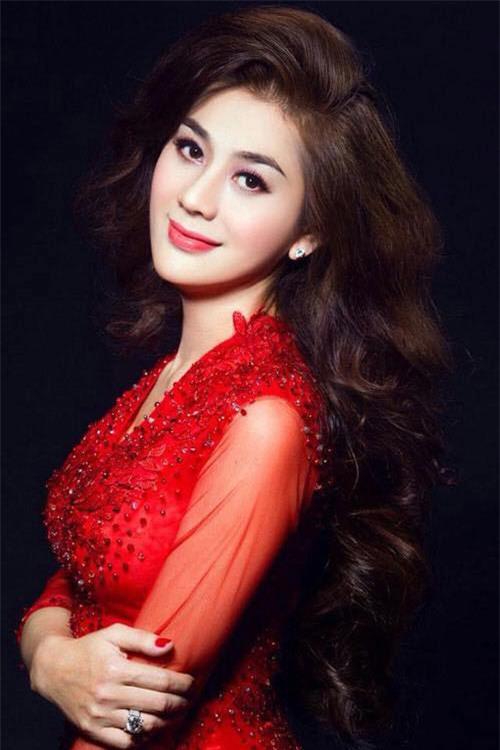 Lâm Chi Khanh chưa bao giờ bị gia đình nhà bạn trai ngăn cản trong chuyện tình cảm.