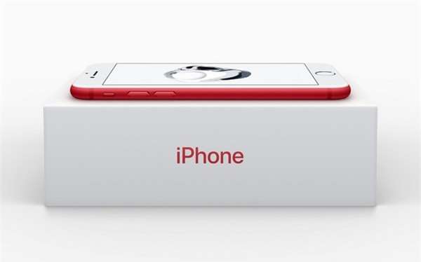 iPhone 7 phiên bản đỏ chỉ khác biệt về màu sắc, không khác biệt về cấu hình hay thiết kế