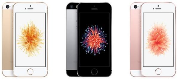 iPhone SE phiên bản mới ra mắt chỉ thay đổi về dung lượng ổ cứng, không thay đổi về thiết kế và cấu hình