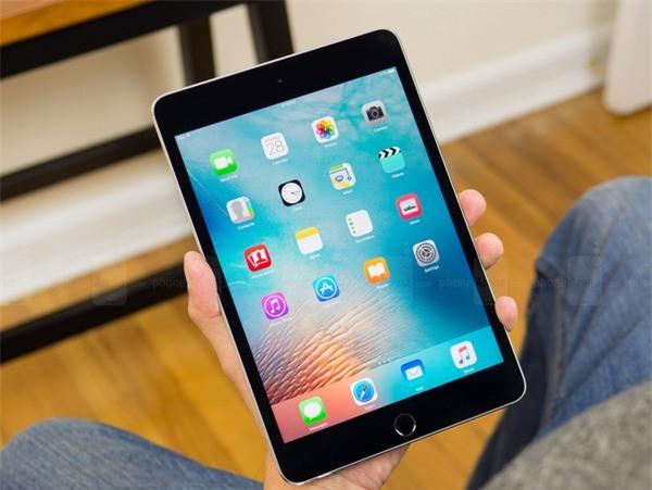 Apple không nâng cấp iPad mini 4 mà chỉ thay đổi dung lượng ổ cứng và giá bán