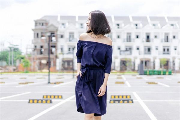 Thời tiết mát mẻ, nàng công sở tha hồ đẹp xinh với đủ kiểu váy sơmi đến sở làm mỗi ngày - Ảnh 21.