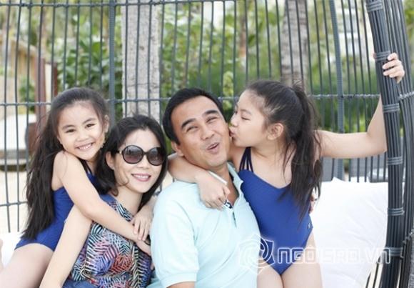 nhóc tỳ sao Việt, con sao Việt, sao Việt, con Trần Lực, con Vân Hugo, con Quyền Linh, con Hiền Thục
